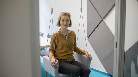 Rozhovor s Apolenou Weissovou