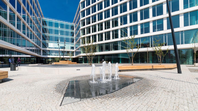 Skanska prodala kancelářskou budovu v Praze společnosti CA Immo