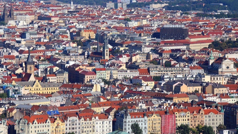 Cena nových bytů v Praze za rok vzrostla o 24 procent. Metr čtvereční stojí v průměru 94 tisíc, ještě letos má prolomit hranici sto tisíc