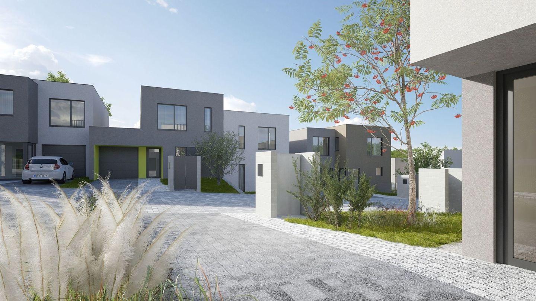 Oceňovaný rezidenční komplex Modřanský Háj zahajuje prodej 46 rodinných domů ze závěrečné stavební etapy