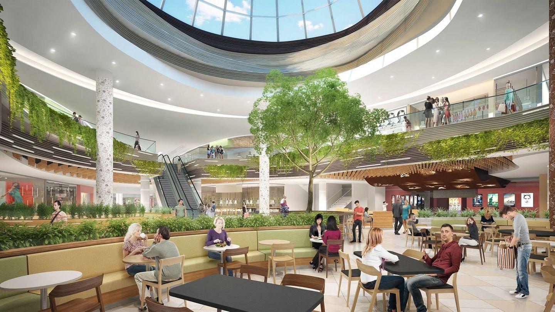 Obchodní centrum Letňany slavnostně otevírá modernizovanou zónu restaurací a obchodů