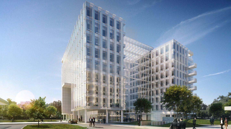 Skanska se vrací na Prahu 4 a zahajuje stavbu kancelářského projektu Parkview na Pankráci