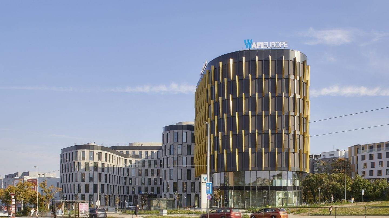 AFI EUROPE zkolaudovala kancelářský komplex AFI VOKOVICE