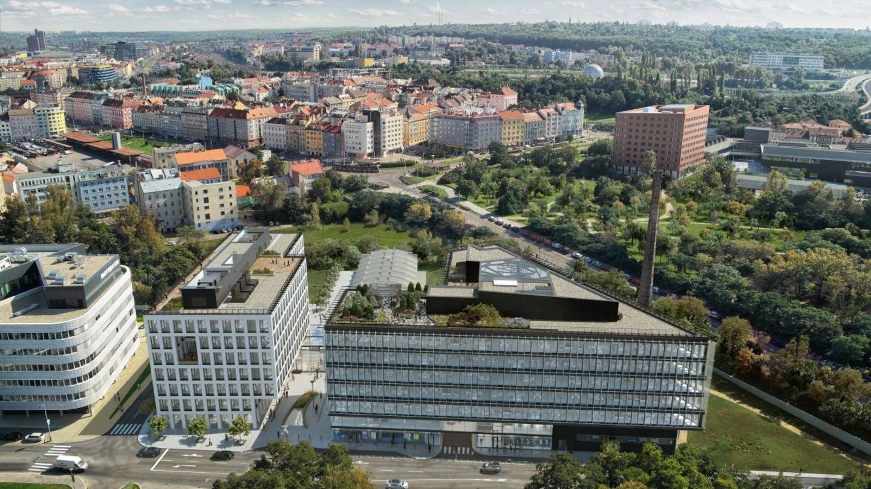 Prague Research Forum oznamuje údaje o trhu skancelářskými prostory za 3. čtvrtletí roku 2018
