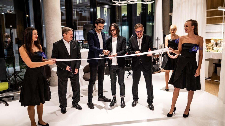 RIM otevřel nový showroom v pražském Karlíně. Výrobce kancelářských židlí a nábytku představuje trendy