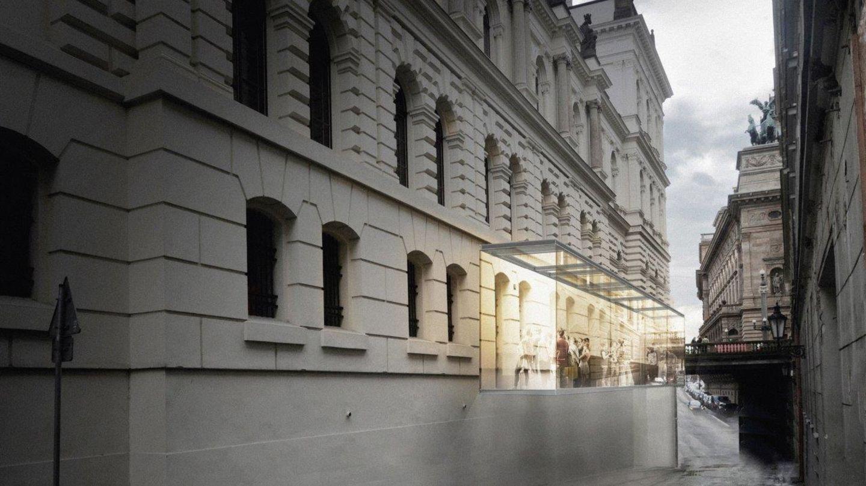 Studentská architektonická soutěž zná vítěze. Studenti si rozdělili 175 tisíc korun a vítěz získal i stáž u Josefa Pleskota