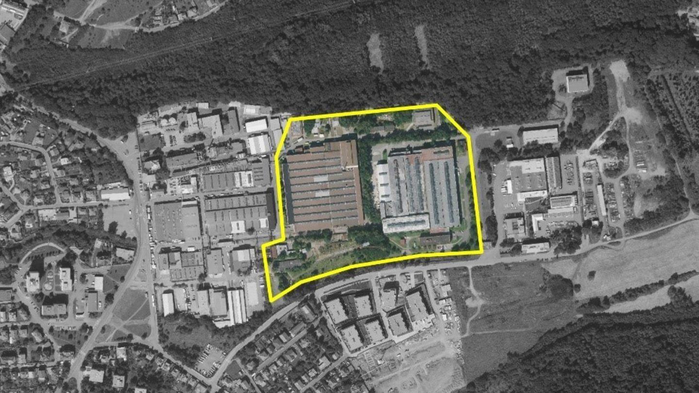 Central Group získal další velký brownfield v Modřanech, vyroste na něm dostupné bydlení