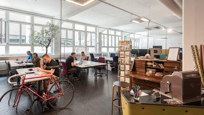 Colliers: růst sektoru flexibilních kanceláří bude v Evropě nadále pokračovat, Praha figuruje mezi městy, v nichž bude největší