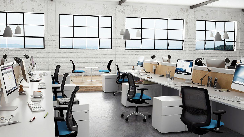 10x Jak vybrat kancelářskou židli