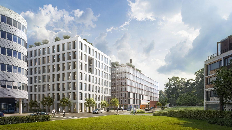 CBRE: Komplex Palmovka Open Park sídlem digitální agentury KOFEIN