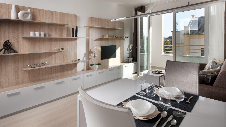 V Praze je zájem hlavně o malé byty, 70 procent prodaných dnes tvoří garsoniéry a 2+kk