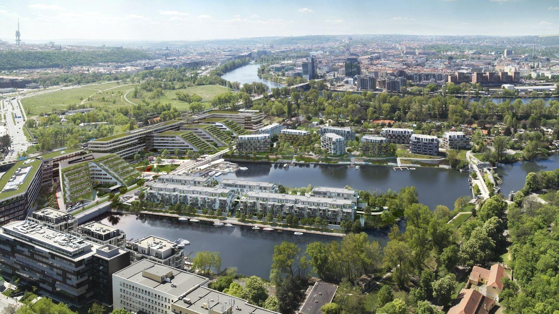 Publicis Groupe sestěhuje svoje agentury do nového sídla  v Libeňském DOCKu