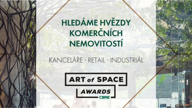 Startuje CBRE Art of Space Awards, nová a ojedinělá soutěž v ČR v oblasti komerčních nemovitostí