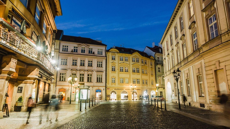 Flow East kupuje budovu templářského řádu na pražském Starém Městě