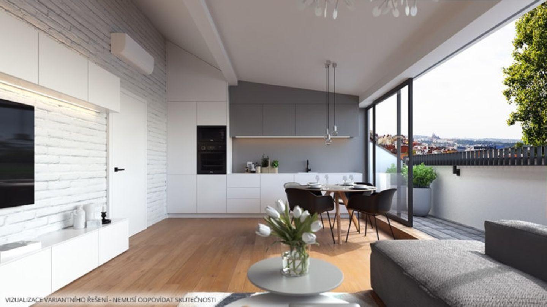 Developeři letos v Praze prodali 3710 nových bytů, jejich cena stoupla na 101 360 Kč/m2