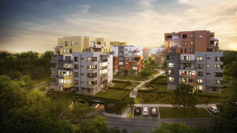 V portfoliu Horizon bude v roce 2020 vznikat více než  1 000 bytů, očekávané jsou prodeje v hodnotě 2,5 miliardy korun