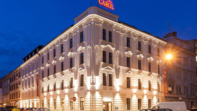 Hotel Carol v Praze 9 projde rozsáhlou rekonstrukcí