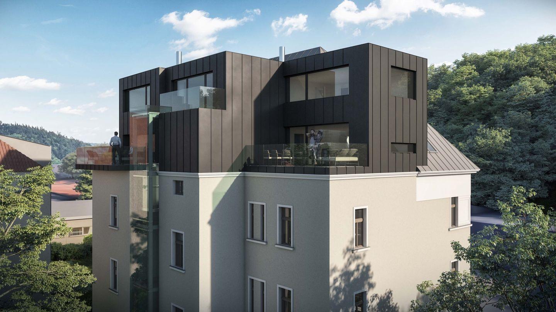 Krize s povolováním staveb pomáhá vestavbám, jen v Praze v nich loni vzniklo takřka 400 bytů
