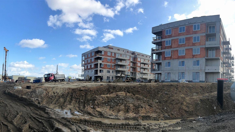 Central Group zařadil do nabídky poslední etapu v projektu Park Zličín. Nově je k dispozici 206 bytů ve třech bytových domech