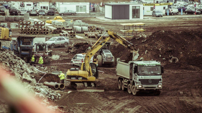 Koronavirus srazil české stavebnictví, produkce v březnu meziročně klesla