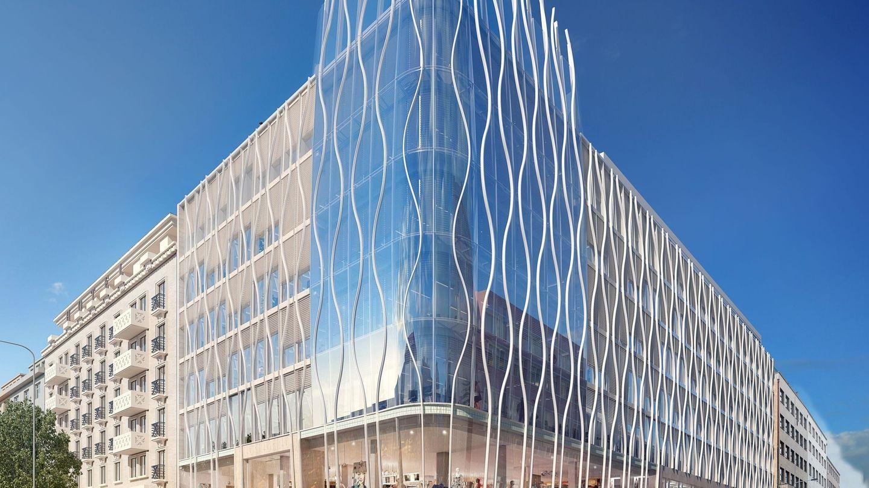 The Flow Building na Václavském náměstí překonává cíle v oblasti udržitelnosti
