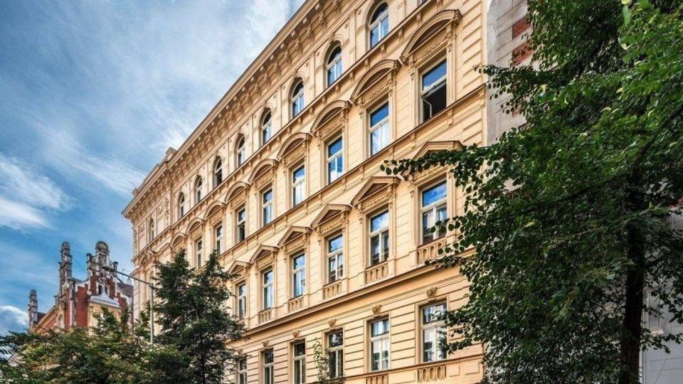 Pronájem, Kanceláře, 50m2 - Praha 2