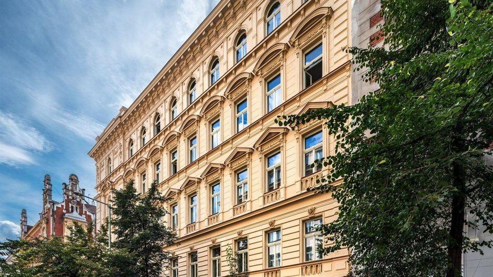 Pronájem, Kanceláře, 37m2 - Praha 2