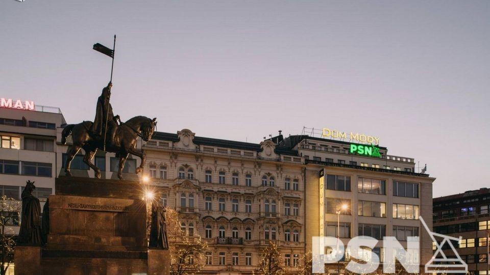 Pronájem, Kanceláře, 244m2 - Praha 1