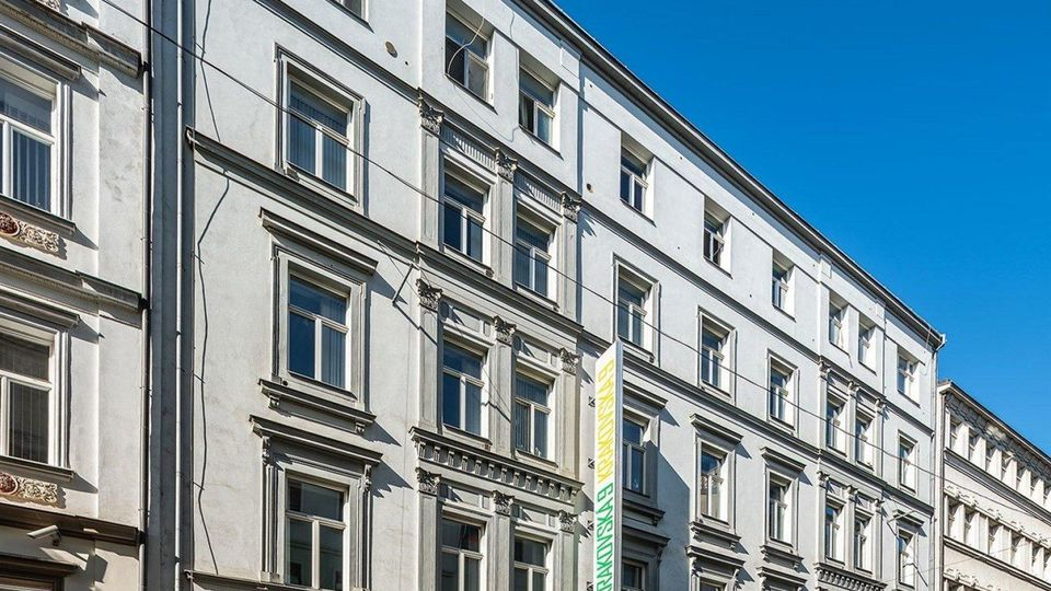 Pronájem, Kanceláře, 140m2 - Praha 1
