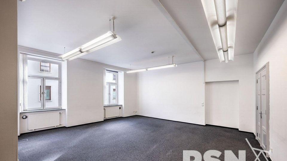 Pronájem, Kanceláře, 45m2 - Praha 1