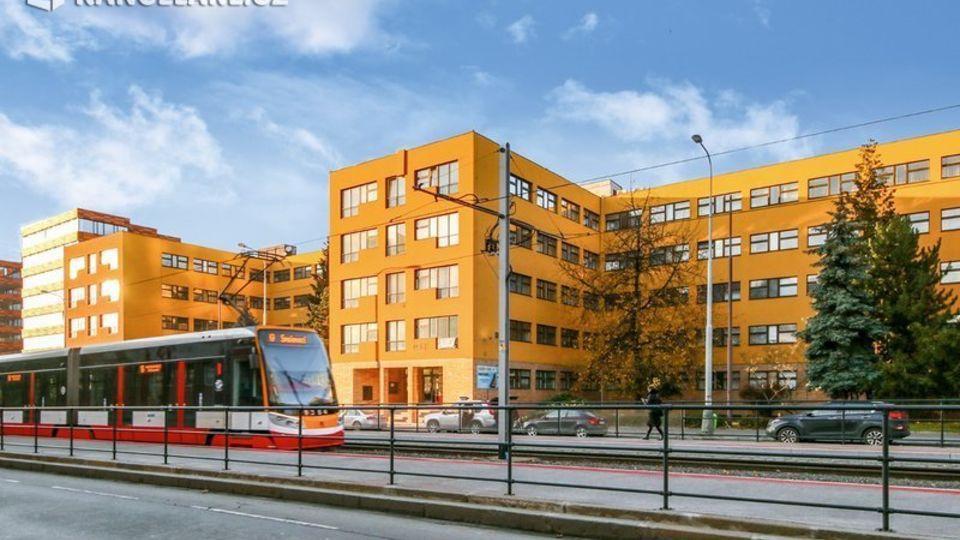 Pronájem, Kanceláře, 19m2 - Praha - Žižkov