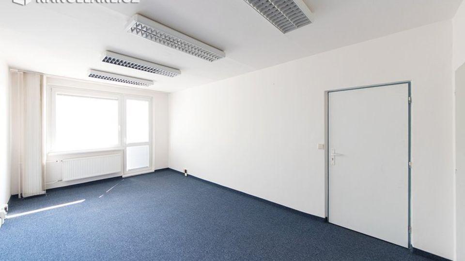Pronájem, Kanceláře, 147m2 - Praha - Krč